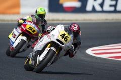 Driver Brenner, Marcel. Moto3. H43 Team. FIM CEV Repsol International Stock Images