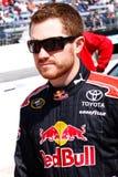 Driver Brian Vickers di NASCAR Immagini Stock