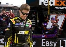 Driver Carl Edwards di NASCAR Immagini Stock