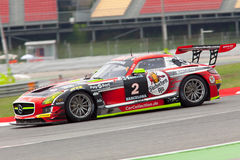 Driver Christian BRACKE. Team Car Collection Motorsport. Royalty Free Stock Photography