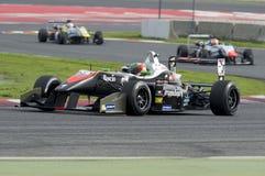 Driver Damiano Fioravanti.  Euroformula Open Stock Photos