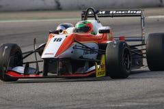 Driver Damiano FIORAVANTI. EUROFORMULA OPEN Royalty Free Stock Photos