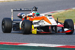 Driver Damiano FIORAVANTI. Euroformula Open. Stock Images