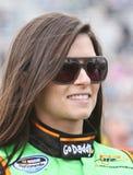 Driver Danica Patrick di NASCAR Immagini Stock Libere da Diritti