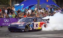 Driver Daniel Ricciardo of Red Bull Racing Team Royalty Free Stock Photos