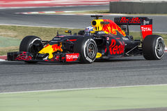 Free Driver Daniel Ricciardo. Team Red Bull Racing Royalty Free Stock Images - 67116529