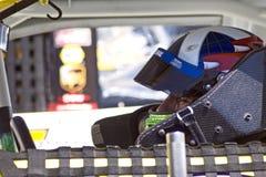 Driver Dario Franchitti di NASCAR Fotografie Stock