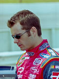 Driver del Jeff Gordon NASCAR immagine stock