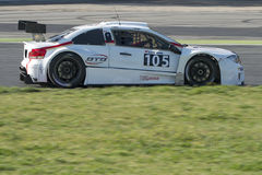 Driver Desire Torres. GT Cup Stock Photo