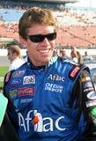 Driver di Carl Edwards NASCAR immagine stock libera da diritti