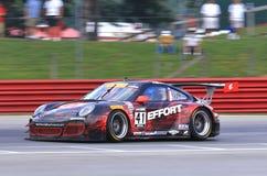 Driver di corsa Ryan Dalziel Immagine Stock