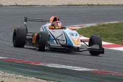 Driver Eriau Gilles. Challenge formula Stock Photography
