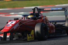 Driver Fabian SCHILLER. EUROFORMULA OPEN. Royalty Free Stock Photos
