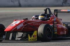 Driver Fabian SCHILLER. EUROFORMULA OPEN. Stock Photos