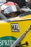 Driver Fairuz Fauzy of A1 Team Malaysia Stock Images