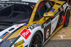 Driver Fredy BARTH. Team Leipert Motorsport. Stock Photo