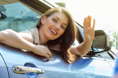 Driver Royalty Free Stock Photography