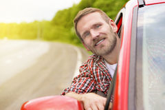 Driver Royalty Free Stock Photo