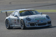 Driver Isaac Tutumlu. GT Cup. Royalty Free Stock Image