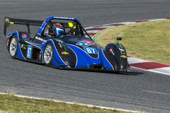 Driver James SWIFT.  Radical European Masters Royalty Free Stock Photography