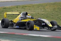 Driver Jean Peyre. Challenge formula Royalty Free Stock Image