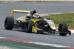 Driver Jean Peyre. Challenge formula. Stock Images