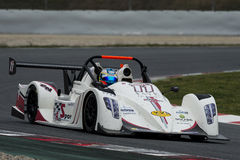 Driver Jean Quelet. Challenge CN Sprint Royalty Free Stock Image
