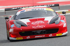Driver Jerome POLICAND. International GT Open. Royalty Free Stock Image