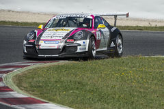 Driver Joffrey De Narda. Team Sebastien Loeb Royalty Free Stock Photography