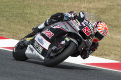 Driver Johann Zarco. AJO Team Stock Images