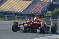 Driver Kang LING. Dallara F312. Euroformula Open. International GT Open. Stock Images