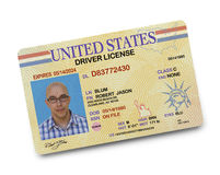 Driver License stock images
