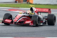 Driver Louis Deletraz.  Formula V8 3.5 Stock Image