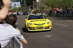 Driver Matt Kenseth di inseguimento della tazza di sprint di NASCAR Fotografie Stock Libere da Diritti