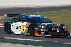 Driver Maxime SOULET. International GT Open. Stock Images