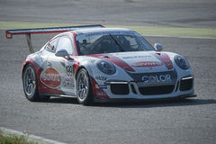Driver Pedro Marreiros. GT Cup Royalty Free Stock Photos