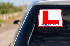 driver più magro Fotografia Stock Libera da Diritti