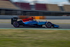 Driver Rio Haryanto . Team Manor F1. Royalty Free Stock Images