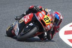 Driver Roberts, Joe, Dimas. Moto3. AGR Team. FIM CEV Repsol Stock Image