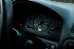 Driver´s Dashboard Royalty Free Stock Photo