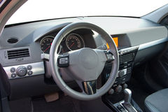 Driver's seat Royalty Free Stock Photography