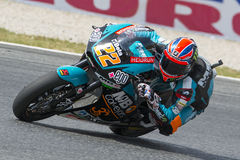 Driver SAM LOWES. SPEED UP RACING. Stock Photos