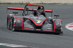 Driver Sebastien Morales. Endurance Proto Royalty Free Stock Images
