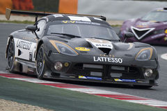Driver Stucky Bruno. Endurance GT Stock Photo