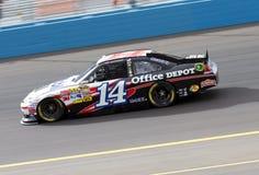 Driver Tony Stewart del campione della tazza di NASCAR Sprint Fotografie Stock Libere da Diritti