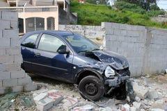 Driver ubriaco Fotografia Stock