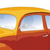 Driver (vector) Royalty Free Stock Photography