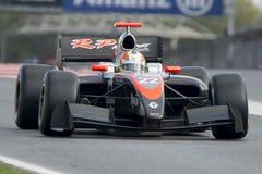 Driver Vitor Baptista. Formula V8 3.5 Stock Photos