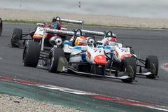 Driver Xavier Lloveras. Euroformula Open Royalty Free Stock Images