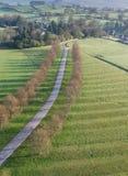 Driveway Stock Image